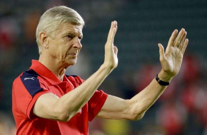 Arsene Wenger Resigns